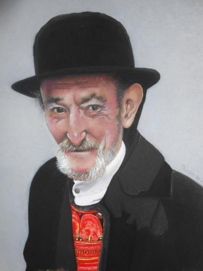 bretagne ( tableau à vendre).             450€