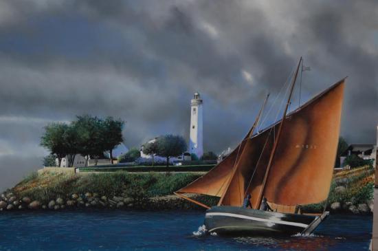 marine 2015 tableau à vendre).              1200€