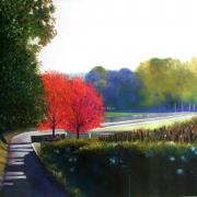paysage de mellecey 2012          vendu